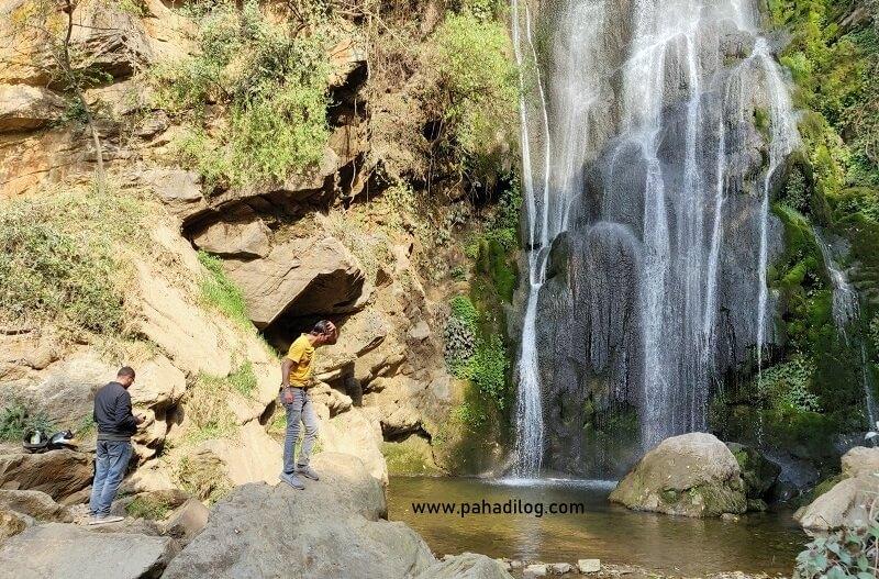 Bhurmuni Waterfall Pithoragarh